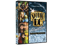 rare MUPPETS special DVD - 'Muppets at Studio DC'