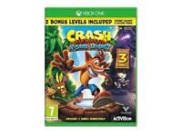 xbox one game crash bandicoot