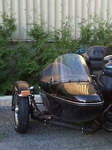 Harley Davidson Classic Sidecar