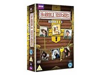 Horrible Histories: Complete Series 1-3 Box Set [DVD] (In packaging and unopened)