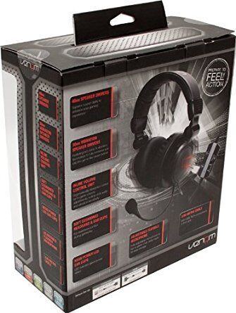 Venom XT+ headset - for all Consoles including PS4 and X-Box One