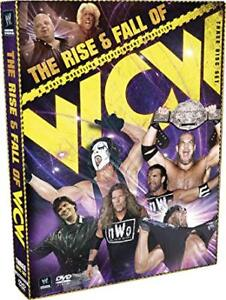WWE !!! Rise and fall of wcw