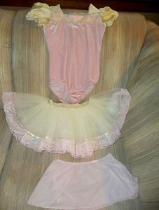 Art Stone Ballet Child's size Medium Performance 3 Piece Set London Ontario image 1