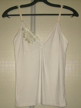 Brand new spagh top from Mango