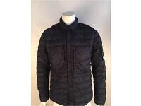 Aw16 Stone Island Garment Dyed Down Jacket