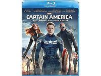 Captain America - The Winter Solder - BluRay