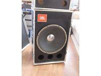 "JBL K140 15"" Bass Cabinet"
