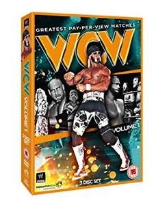 WWE !!! Best of wcw paperview volume 1