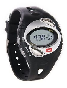 Watch with Heart Rate Monitor