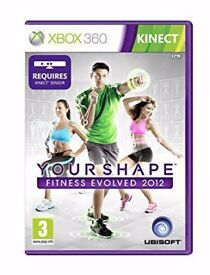Your shape fitness evolved 2012 for xbox 360