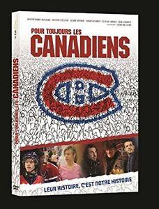 DVD Film : Pour toujours les Canadiens