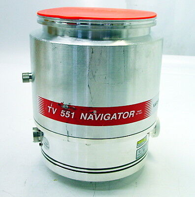 Varian Tv 551 Navigator Turbo Vacuum Pump