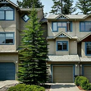 Large shared townhouse for rent in Canmore