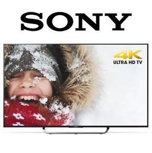 "REFURB SONY 55"" 4K ULTRA HDTV XBR55X850C 141966600 SMART LED 2015 MODEL REFURBISHED"
