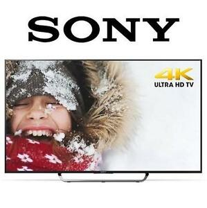 "REFURB* SONY 55"" 4K ULTRA HD TV SMART TV - LED HD TELEVISION - 55 INCH 106714565"