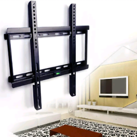 """Slim TV Bracket Wall Mount For TV 26 30 32 37 40 42 44 47 55"""" LCD LED"""
