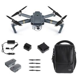 DJI Mavic Pro Fly More combo - complete drone outfit