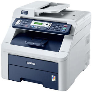 Brother printer MFC-9120CN