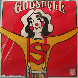 GODSPELL Australian Cast LP SEALED John Waters / Marty Rhone / Pieta Toppano