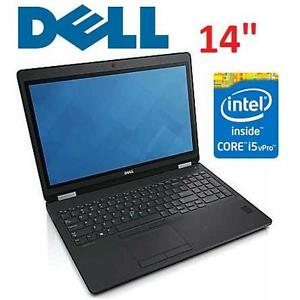 "REFURB DELL LATITUDE PC LAPTOP 14"" INTEL I5-6440HQ NOTEBOOK COMPUTER REFURBISHED 105085089"