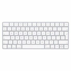 BRAND NEW UNOPENED APPLE MAGIC KEYBOARD AND MAGIC TRACKPAD 2 BUNDLE - ONLY £180
