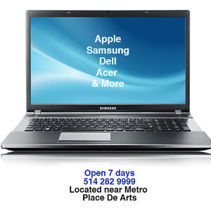 HP,DELL,ACER,ASUS,GATWAY,SAMSUNG LAPTOPS MANY  SIZE READY TO USE