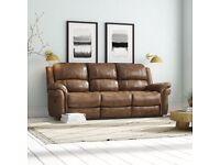 Arles 3 Seater Reclining Sofa - RRP £1289
