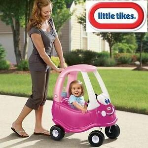 NEW LITTLE TIKES PRINCESS COZY COUPE RIDE-ON TOY 112334101