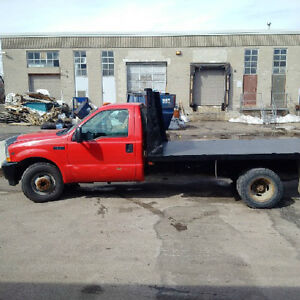 2002 Ford F-350 Flatbed Other