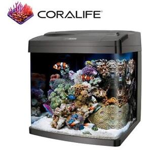 NEW CORALIFE BIO CUBE 15607 222548536 SIZE 29 GALLONS FRESHWATER SALTWATER