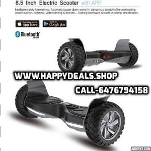 Buy them before they are gone-Hummer Hoverboards only $270