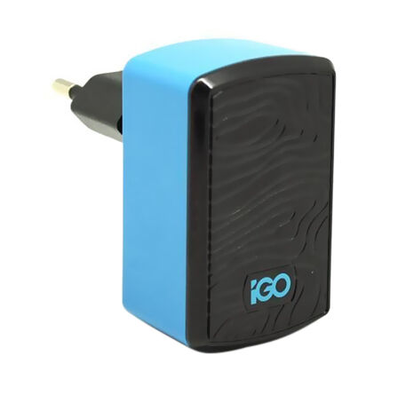 iGO USB Wall Charger with EU and UK Plug