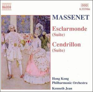 Suite from Esclarmonde, Suite No. 1 (Jean, Hong Kong Po) CD NEW