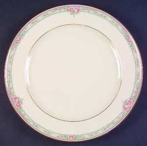"Mikassa  ""La Rose"" 44 piece, 8 place Formal Dinnerware."