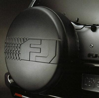 2007-2014 Toyota FJ Cruiser Rear Spare Tire Cover