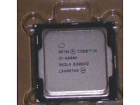 Intel Core i5-6600K - 3.9GHz Quad-Core Processor