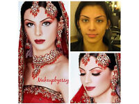 Trained Make Up Artist & Hair Stylist for Bridal and Party Make up