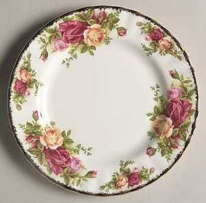 Royal Albert Old Country Roses Bread and Butter Plate