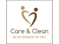 Care & Clean Professional Domestic and Commercial Cleaning
