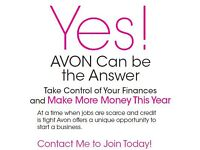 Join Avon today !