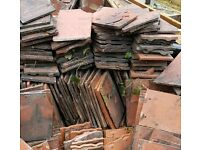 Reclaimed Sandstorm Red Clay Roof Tiles - ONLY 500 LEFT!