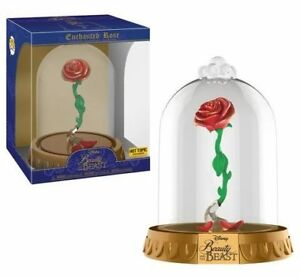 Hot Topic Exclusive Beauty & The Beast Enchanted Rose