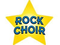 'Rock Choir' at West Bridgford! FREE Taster Session!