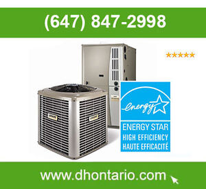 High Efficiency AIR CONDITIONER Rent to Own Free Upgrade