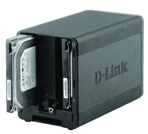 D-Link DNS-323 Network Attached Storage
