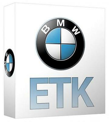 BMW ETK ELECTRONIC PARTS CATALOGUE