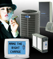 Upgrade your Furnace or AC! SAVE!