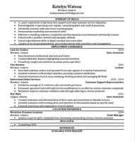 Seeking Employment