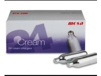 Mosa cream chargers cheap fast delivery