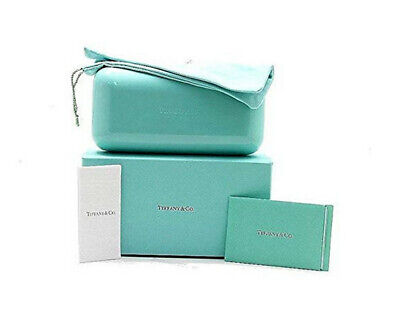 BRAND NEW AUTHENTIC Tiffany & Co Large Eyeglasses/Sunglass Case and (Tiffany And Co Accessories)
